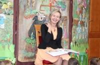 Małgorzata Greiner z burmistrz Bielawa Bibliotheca Bielaviana (3)
