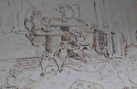 Roman Gargas malartstwo Bielawa Biblioitheca Bielaviana (3)