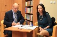 Julian Golak promocja ksiązki (1)