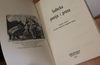 Karolina Gruzel Sudecka poezja i proza Bibliotheca Bielaviana (4)