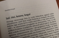 Karolina Gruzel Sudecka poezja i proza Bibliotheca Bielaviana (5)
