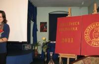 Kinga Kowalczyk promocja filmu Szermer Bielawa Bibliotheca Bielaviana (8)