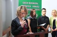 Wernisaż Kopecka Łazowski  Bibliotheca Bielaviana Bielawa (6)