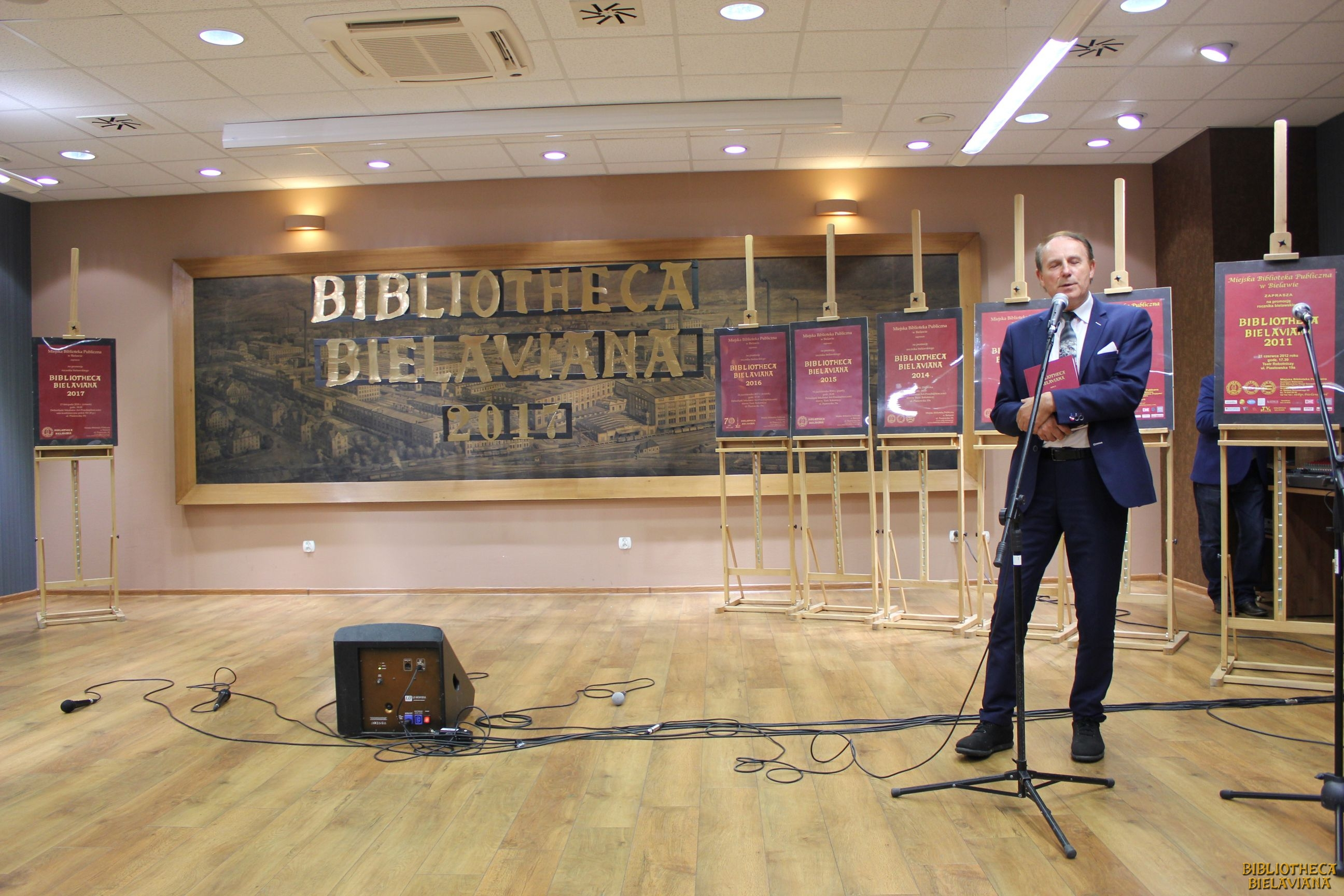 promocja rocznika miejskiego Bibliotheca Bielaviana 2017 Bielawa (23)