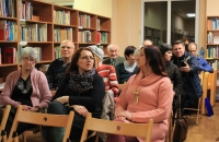 Roman Styrcz Opowiadania myśliwskie promocja Bibliotheca Bielaviana (10)