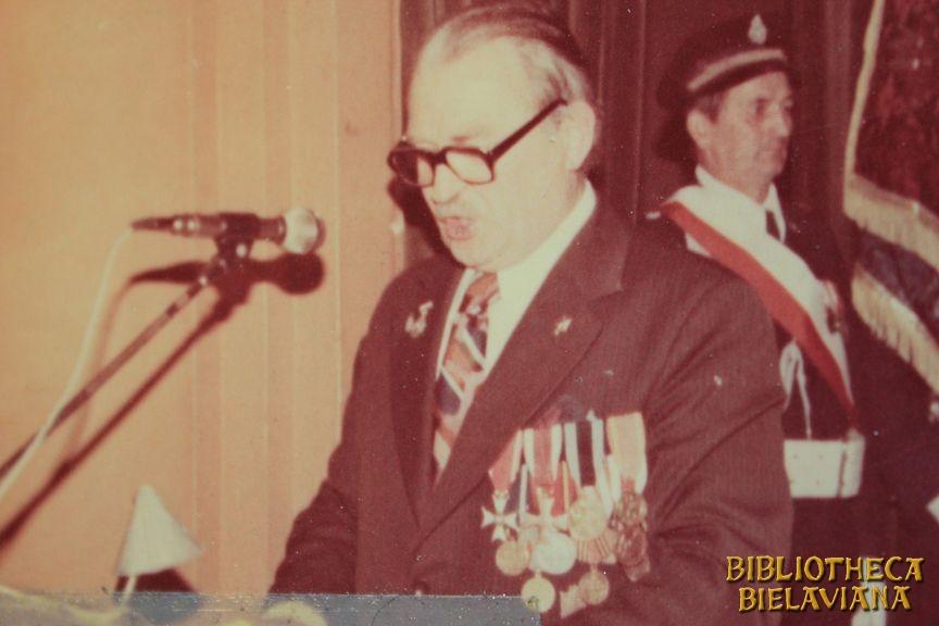 Przekazanie sztandaru 1978 Bielawa Bibliotheca Bielaviana (14)