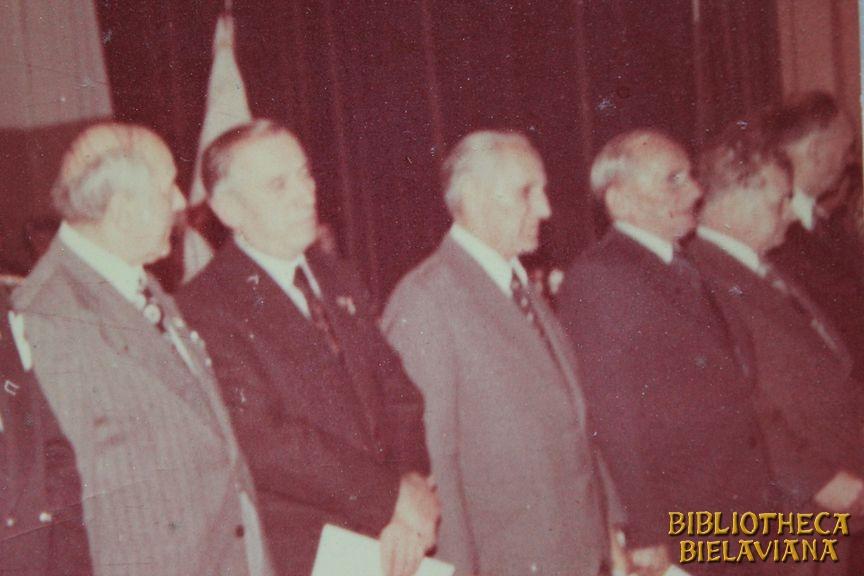 Przekazanie sztandaru 1978 Bielawa Bibliotheca Bielaviana (2)