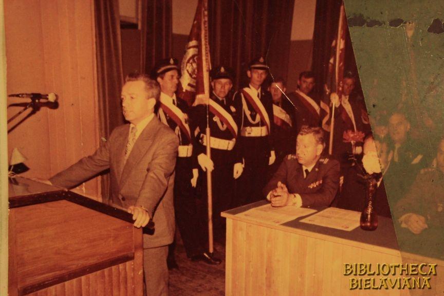 Przekazanie sztandaru 1978 Bielawa Bibliotheca Bielaviana (25)