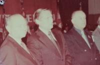 Przekazanie sztandaru 1978 Bielawa Bibliotheca Bielaviana (1)