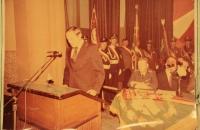 Przekazanie sztandaru 1978 Bielawa Bibliotheca Bielaviana (27)