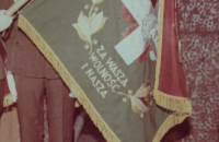 Przekazanie sztandaru 1978 Bielawa Bibliotheca Bielaviana (31)