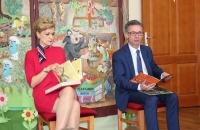 Radni RM czytali bajki Bielawa Bibliotheca BIelaviana (14)