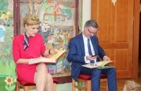 Radni RM czytali bajki Bielawa Bibliotheca BIelaviana (9)