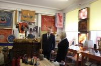 Senator Aleksander Szwed muzeum Bielawa Bibliotheca Bielaviana (1)