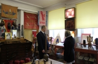 Senator Aleksander Szwed muzeum Bielawa Bibliotheca Bielaviana (2)