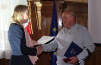 Medal dla orkiestry SART Biblioheca Bielaviana Bielawa  (11)
