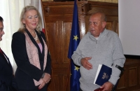 Medal dla orkiestry SART Biblioheca Bielaviana Bielawa  (12)