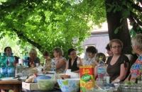 15 VII 2010 spotkanie bibliotekarzy powiatu dzierżoniowskiego Bibliotheca Bielaviana (12)