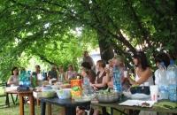 15 VII 2010 spotkanie bibliotekarzy powiatu dzierżoniowskiego Bibliotheca Bielaviana (14)