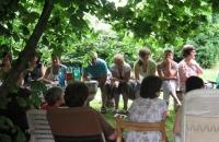15 VII 2010 spotkanie bibliotekarzy powiatu dzierżoniowskiego Bibliotheca Bielaviana (7)