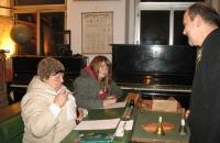 W dawnej szkole wystawa muzealna 2010 Bielawa BIbliotheca Bielaviana (1)