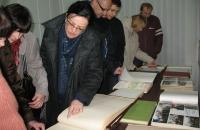 W dawnej szkole wystawa muzealna 2010 Bielawa BIbliotheca Bielaviana (18)