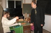 W dawnej szkole wystawa muzealna 2010 Bielawa BIbliotheca Bielaviana (4)