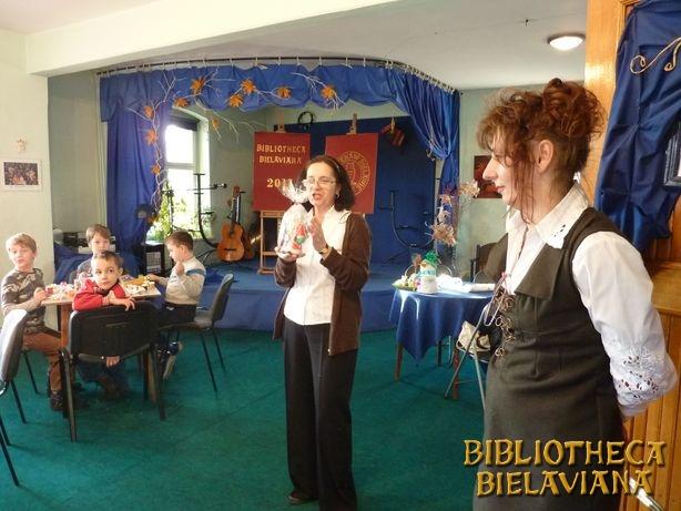 Warsztaty plastyczne Bielawa Bibliotheca Bielaviana (22)