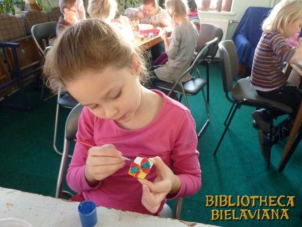 Warsztaty plastyczne Bielawa Bibliotheca Bielaviana (5)