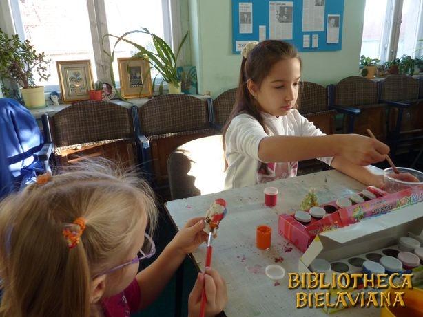 Warsztaty plastyczne Bielawa Bibliotheca Bielaviana (6)