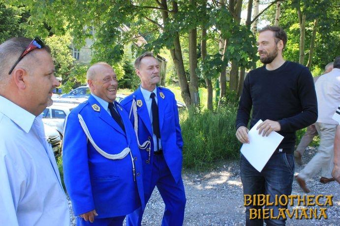 Orkiestra SART Bielawa film Wieża Jasny Dzień Bibliotheca Bielaviana (1)