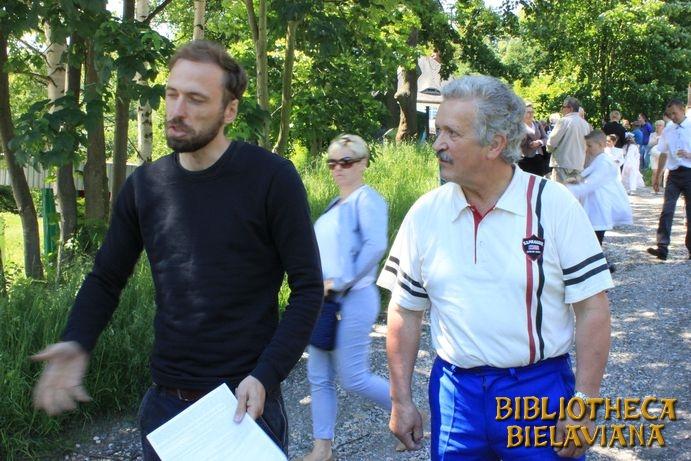 Orkiestra SART Bielawa film Wieża Jasny Dzień Bibliotheca Bielaviana (2)