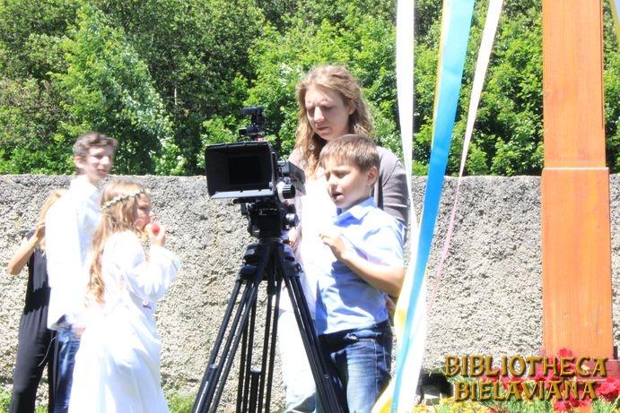 Orkiestra SART Bielawa film Wieża Jasny Dzień Bibliotheca Bielaviana (3)