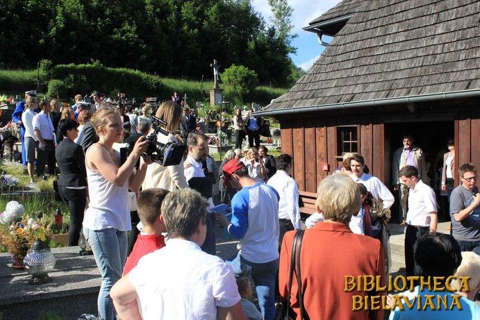 Orkiestra SART Bielawa film Wieża Jasny Dzień Bibliotheca Bielaviana (33)