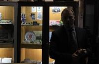 Dr Rafał Brzeziński muzeum Bielawa Bibliotheca Bielaviana (22)