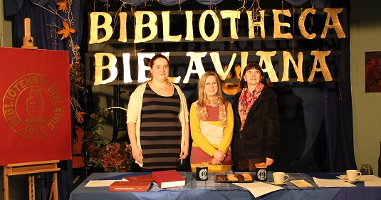 Korekta i skład Bibliotheca Bielaviana 2012