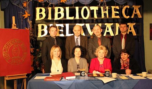 Redakcja Bibliotheca Bielaviana 2012