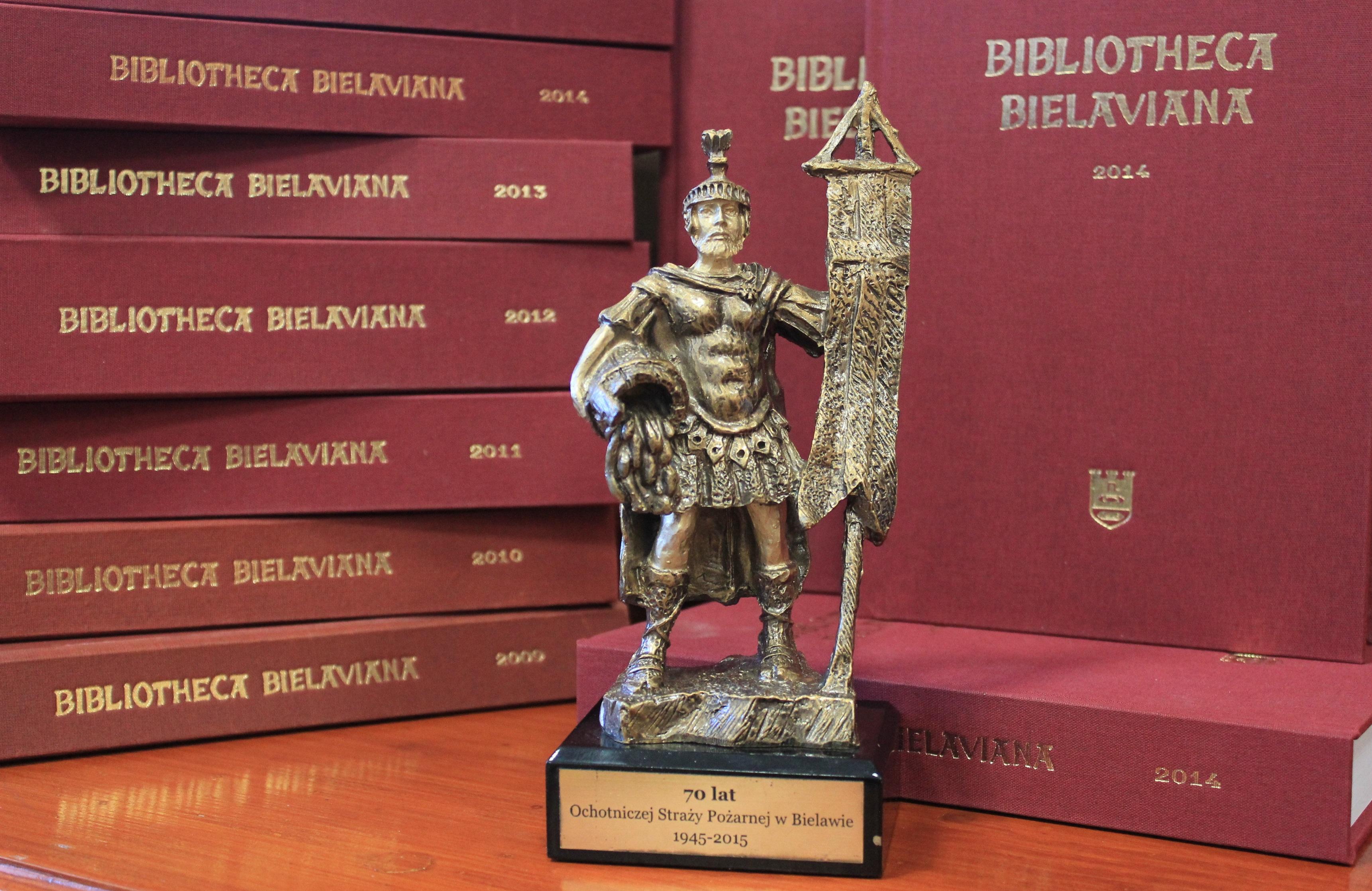 św. Florian od OSP Bielawa dla rdakcji Bibliotheca Bielaviana  (3)