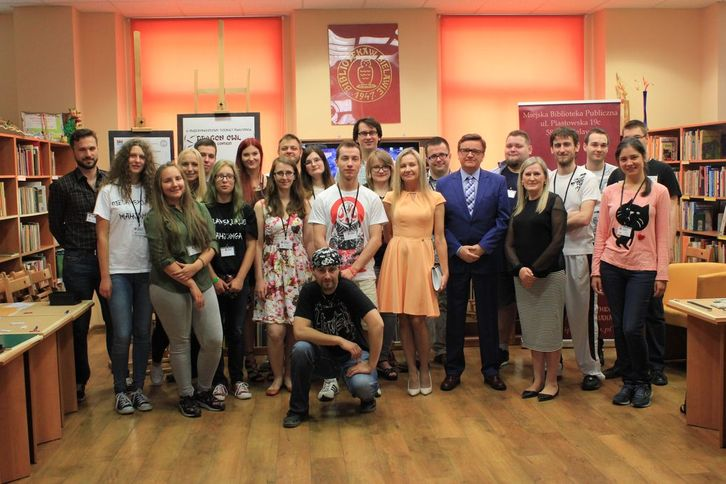 Riichi Contest 2016 Bielawa Bibliotheca Bielaviana (44)